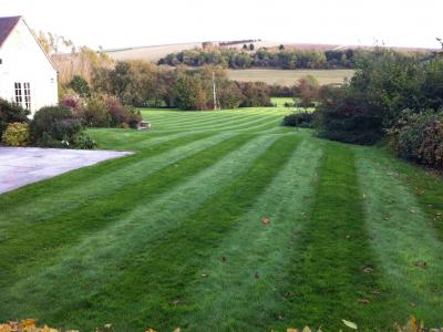 A Lawn From Andover