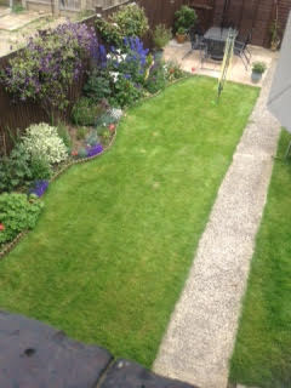 Greenthumb southampton your local lawn care specialists for Local garden maintenance
