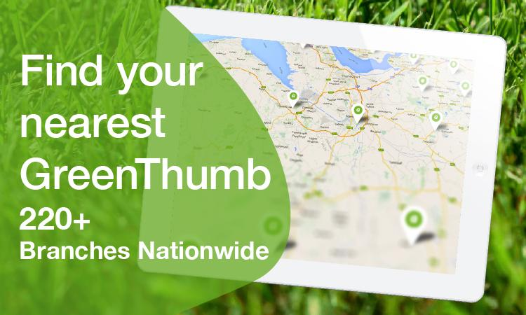 Find your nearest GreenThumb lawn care provider
