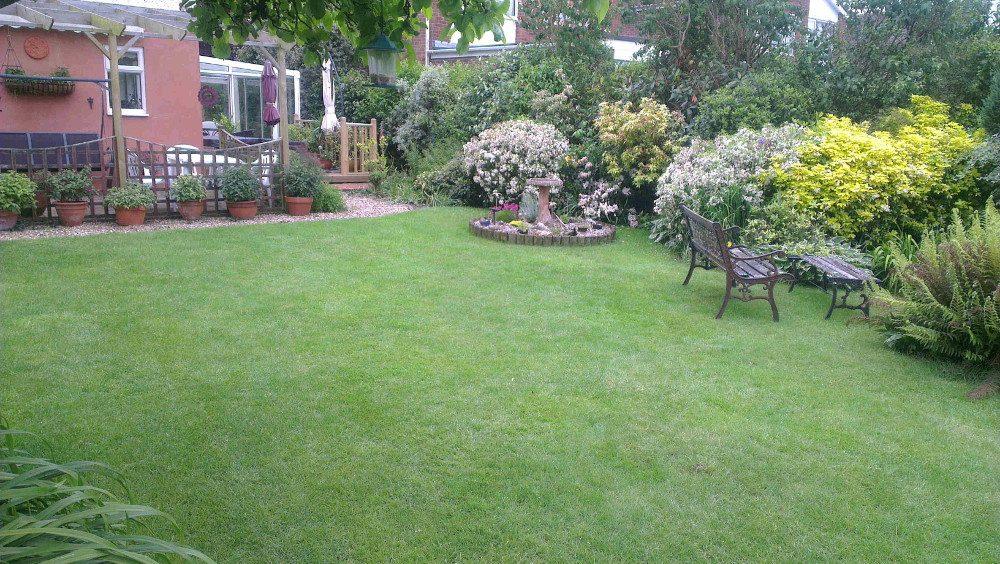 Christchurch branch lawn care experts greenthumb lawn for Garden maintenance christchurch