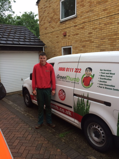 Greenthumb leighton your local lawn care service for Local lawn care services